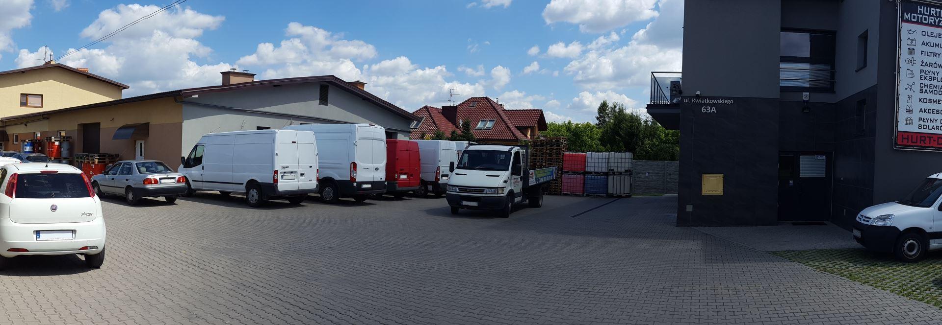 Inter-Mix hurtownia motoryzacyjna - image budynek on http://inter-mix.eu
